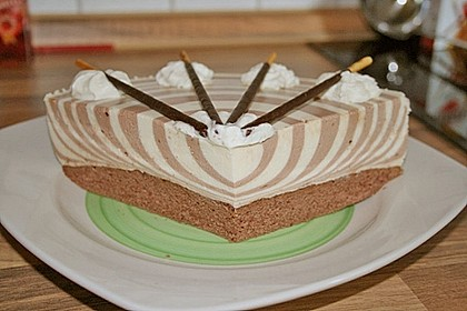 Zebra - Torte 18