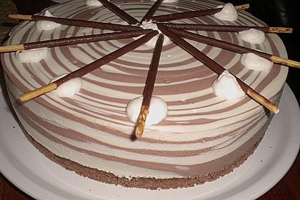 Zebra - Torte 50