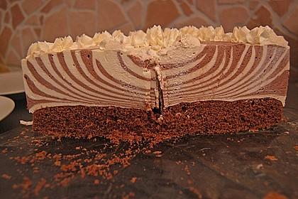Zebra - Torte 77
