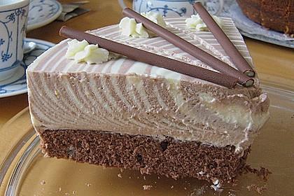 Zebra - Torte 90