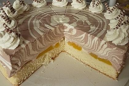 Zebra - Torte 64