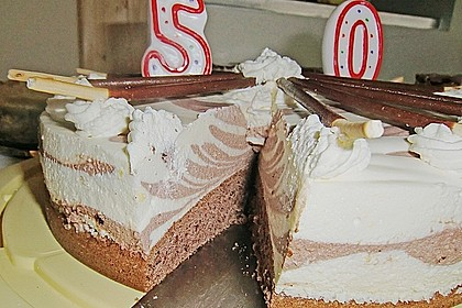 Zebra - Torte 116