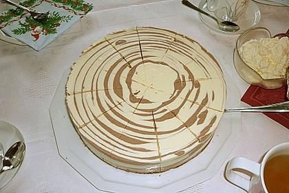 Zebra - Torte 111