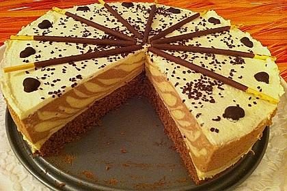 Zebra - Torte 132