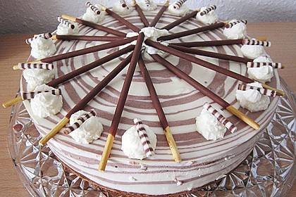 Zebra - Torte 35
