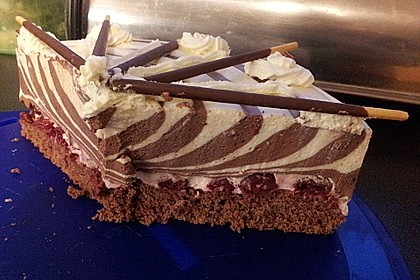 Zebra - Torte 61
