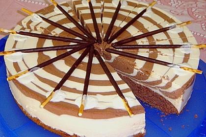 Zebra - Torte 84