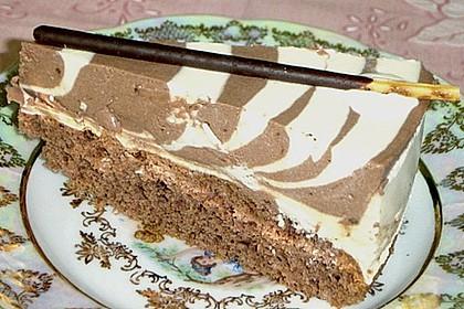 Zebra - Torte 120