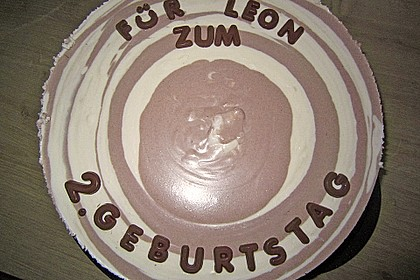 Zebra - Torte 118