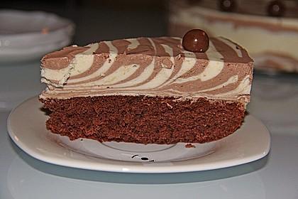 Zebra - Torte 13