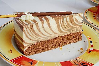 Zebra - Torte 8