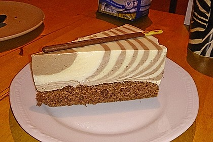 Zebra - Torte 0