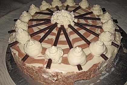 Zebra - Torte 66