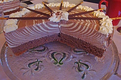 Zebra - Torte 6
