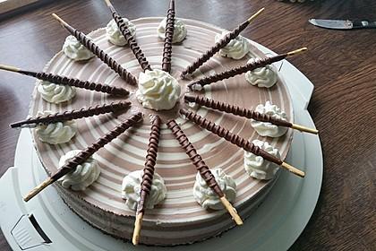 Zebra - Torte 20