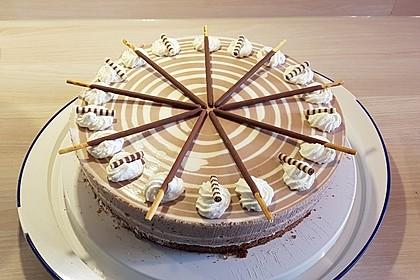 Zebra - Torte 24