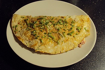 Eiweiß - Omelette 19