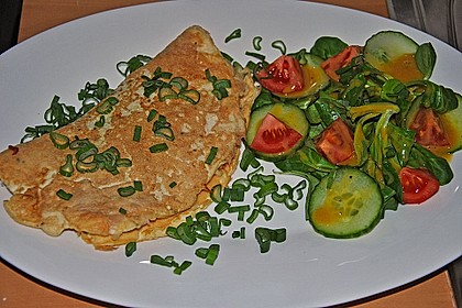Eiweiß - Omelette 5