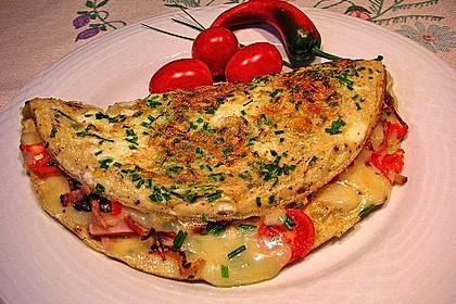 Eiweiß - Omelette 7