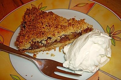 Dattel-Nuss Kuchen