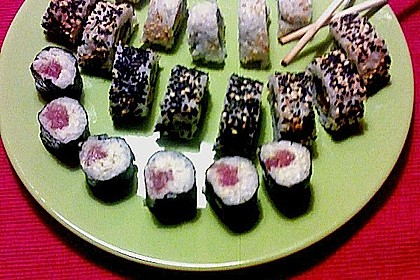 Sushi 107