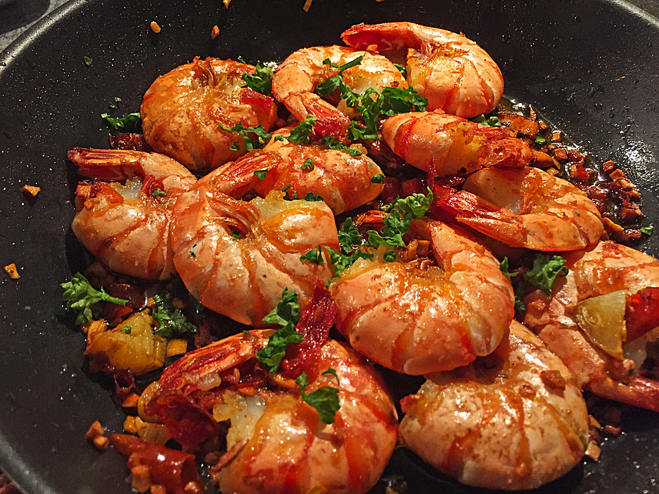 Gambas Food Recipe
