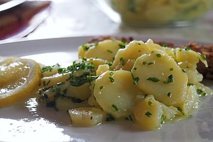 Kartoffelsalat ohne Mayo 3