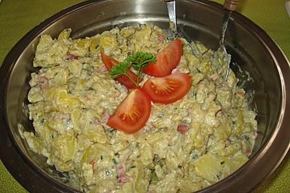 Kartoffelsalat ohne Mayo 9