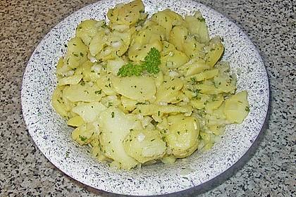 Kartoffelsalat ohne Mayo 16