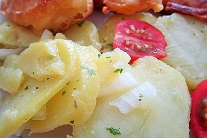 Kartoffelsalat ohne Mayo 14