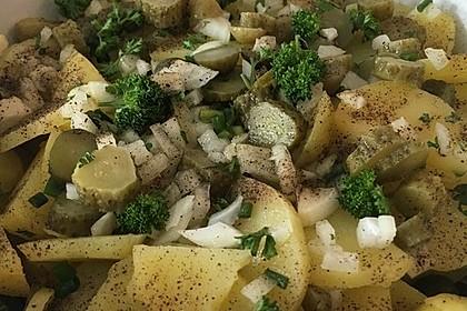 Kartoffelsalat ohne Mayo 10