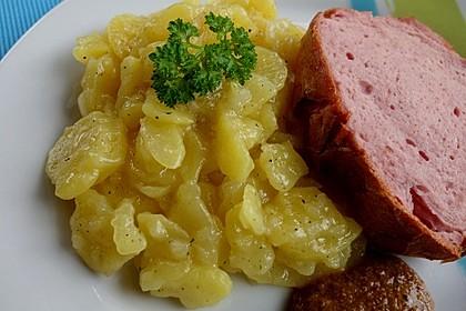 Kartoffelsalat ohne Mayo 2