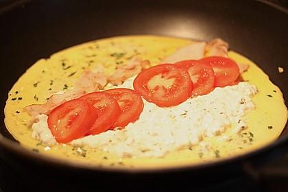 Dänisches Omelett 8
