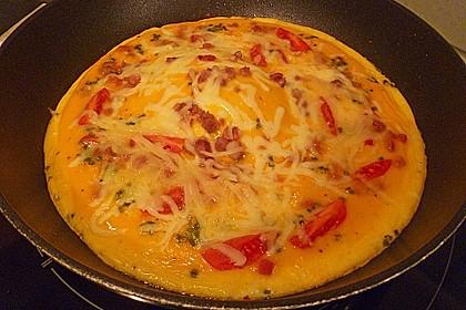 Dänisches Omelett 3