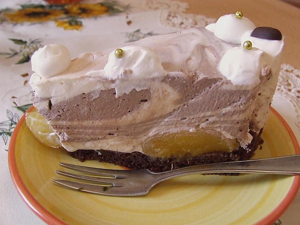 Zebra Torte Cake Monginis