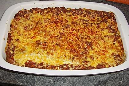 Spinat - Bolognese - Lasagne 10