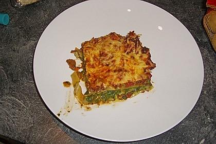 Spinat - Bolognese - Lasagne 14