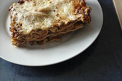Spinat - Bolognese - Lasagne 9