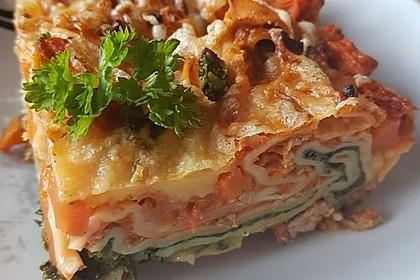 Spinat - Bolognese - Lasagne 3