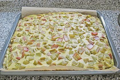 Rhabarberkuchen 9