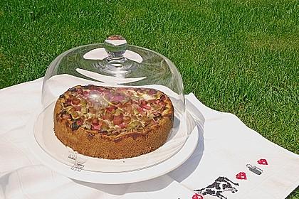 Rhabarberkuchen 2