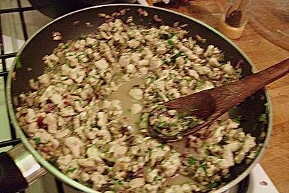 Cannelloni mit Hähnchen - Pilz - Füllung 22