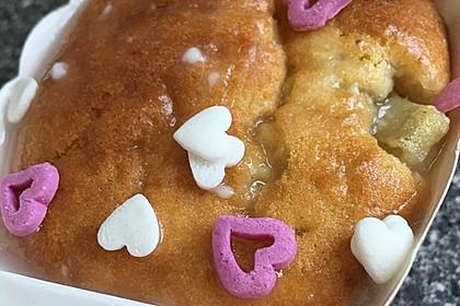 Rhabarber - Muffins 4