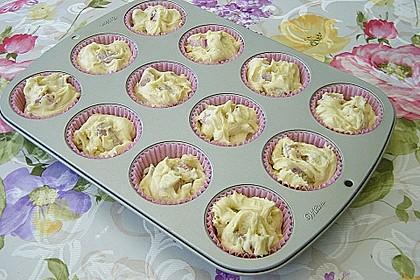 Rhabarber - Muffins 43