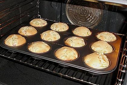 Rhabarber - Muffins 41