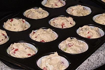 Rhabarber - Muffins 42