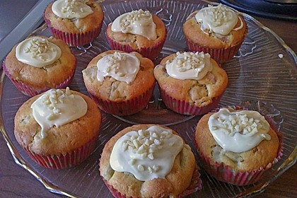 Rhabarber - Muffins 30
