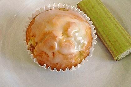 Rhabarber - Muffins 20
