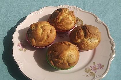 Rhabarber - Muffins 44