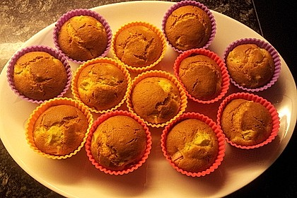 Rhabarber - Muffins 36